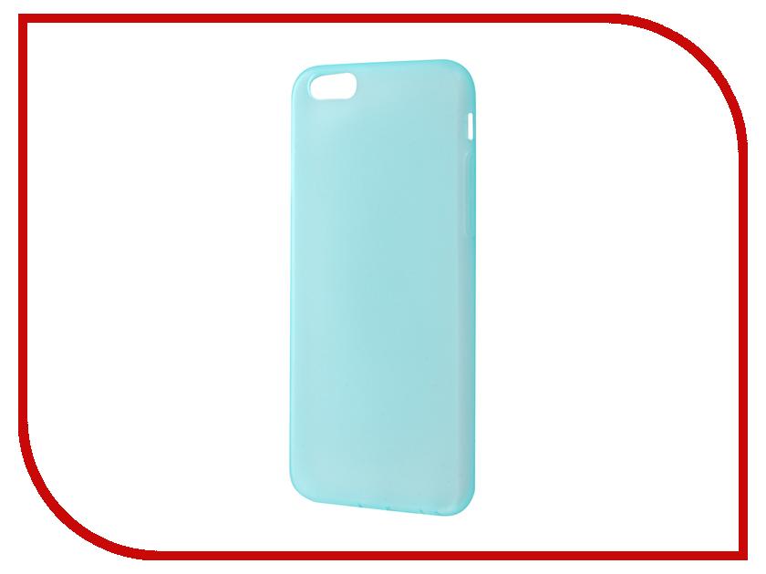 Аксессуар Чехол JoyRoom Morning для iPhone 6 / 6S Turquoise 20735