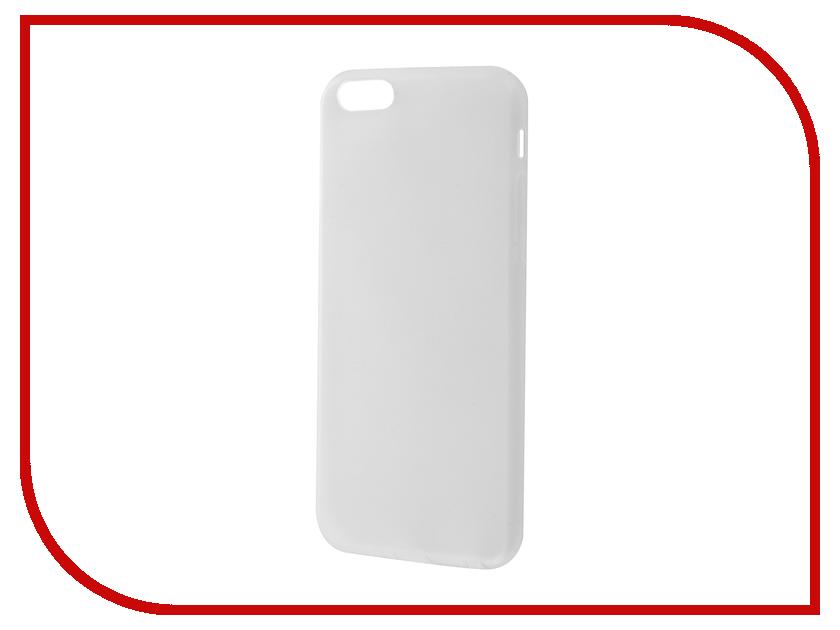 Аксессуар Чехол JoyRoom Morning для iPhone 6 / 6S White 20704<br>