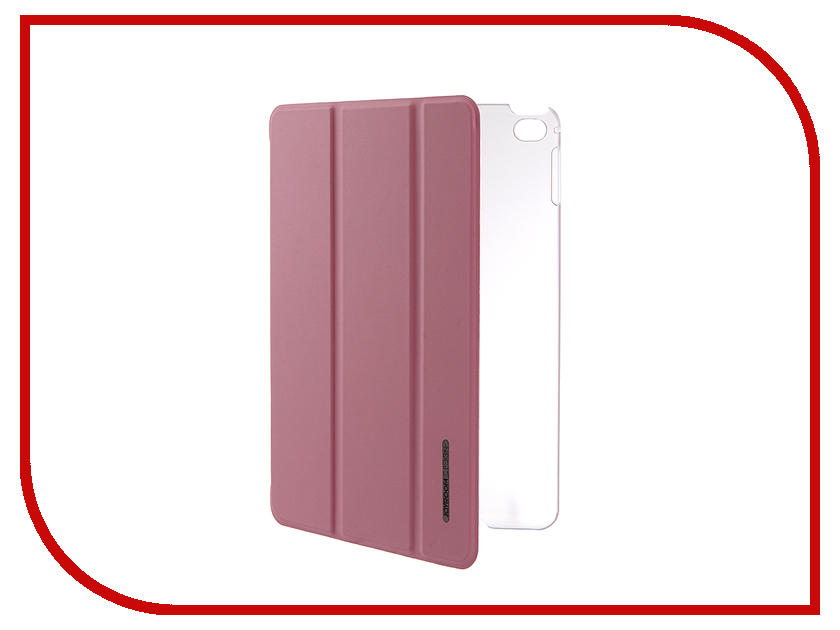 ��������� ����� JoyRoom Simple With Sleep Function ��� iPad Mini 4 Pink 16363