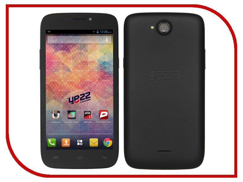 Сотовый телефон Yezz Andy 5.5EI 3G<br>