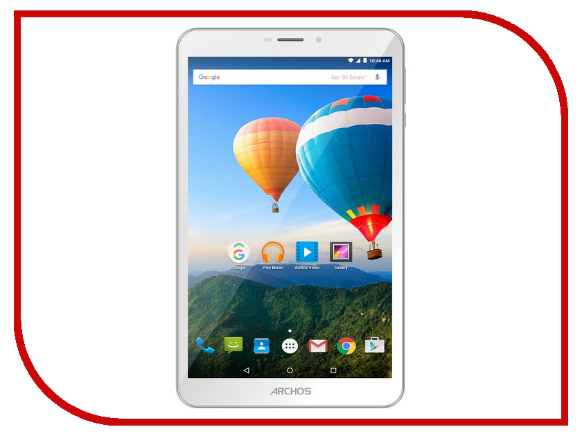все цены на Планшет Archos 80d Xenon (MediaTek MTK8321 1.3 GHz/1024Mb/16Gb/3G/Wi-Fi/Bluetooth/8.0/1280x800/Android)