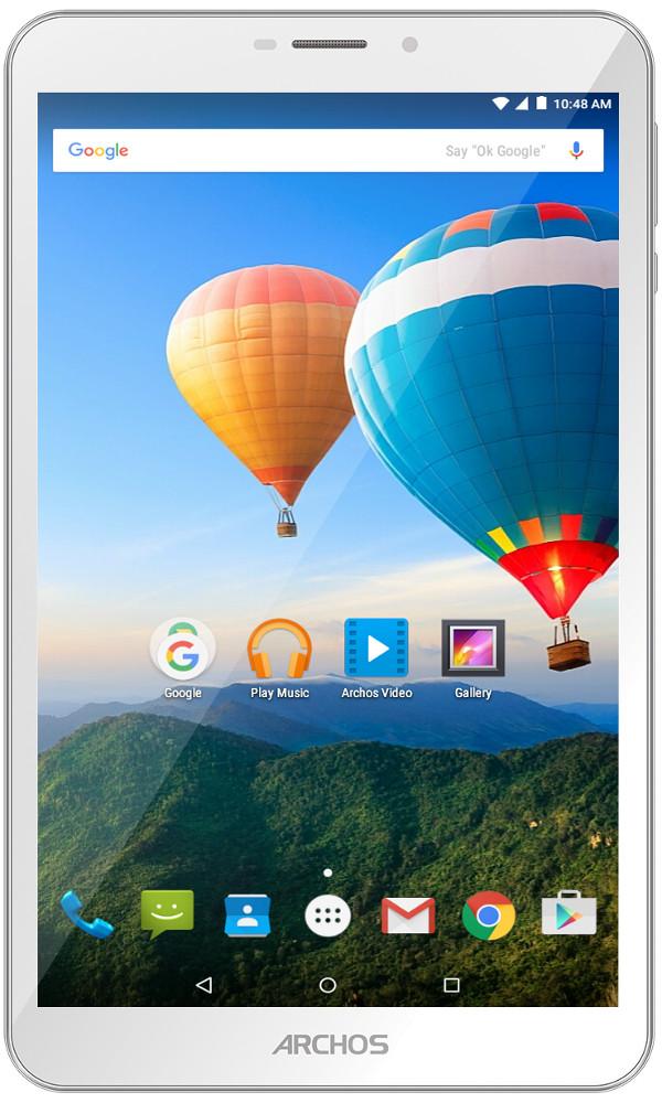 Планшет Archos 80d Xenon (MediaTek MTK8321 1.3 GHz/1024Mb/16Gb/3G/Wi-Fi/Bluetooth/8.0/1280x800/Android) недорго, оригинальная цена