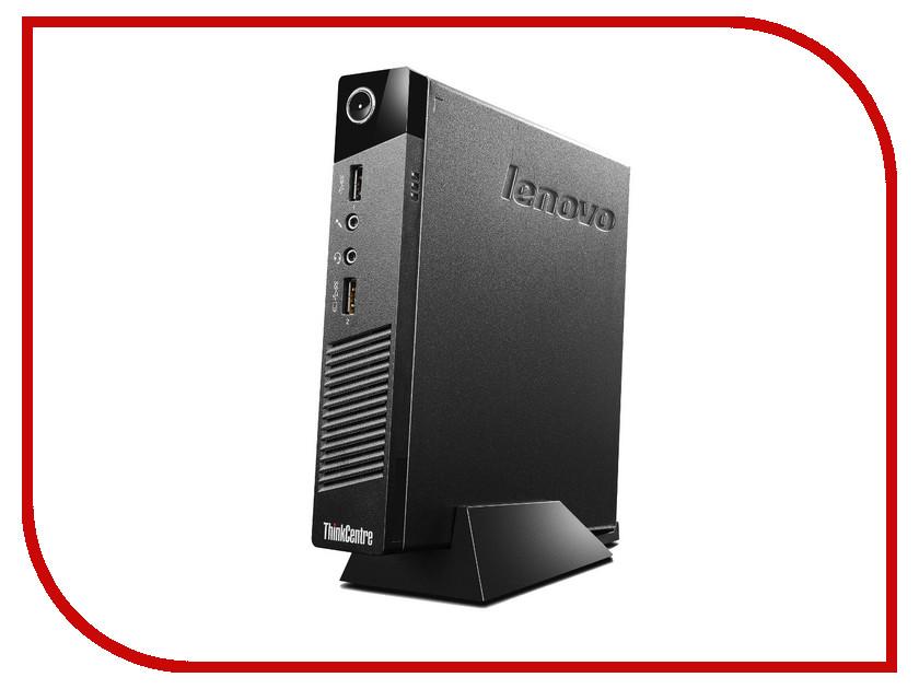 Неттоп Lenovo ThinkCentre M53 10DES00A00 (Intel Celeron J1800 2.41 GHz/2048Mb/500Gb/Intel HD Graphics/Windows 8.1)<br>