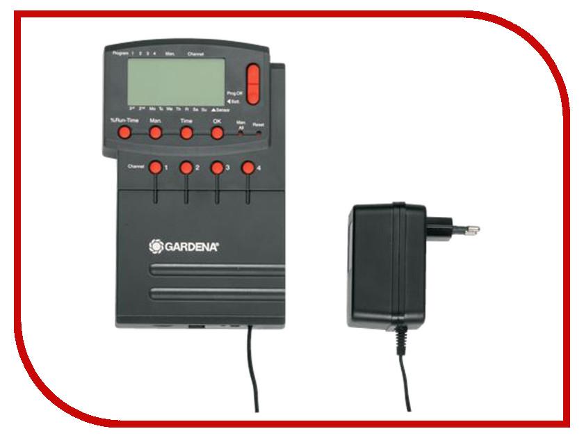 Система полива GARDENA 4040 modular Comfort 01276-27.000.00 - блок управления полива<br>