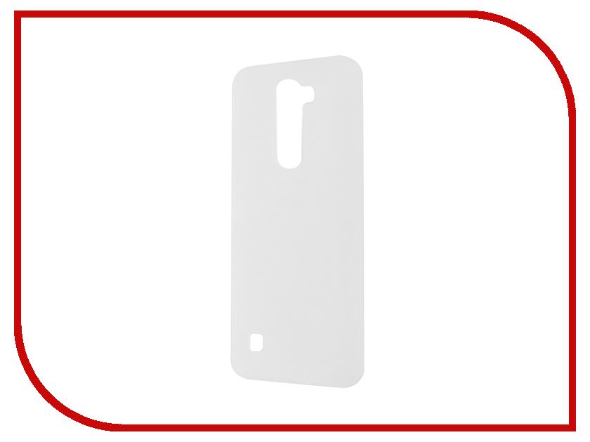 Аксессуар Чехол LG K7 X210DS Activ White 57799<br>