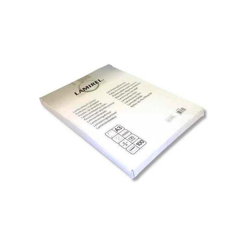Пленка для ламинирования Lamirel 75мкм 100шт LA-78656