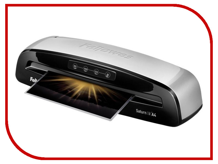 Ламинатор Fellowes Saturn 3i A4 FS-57248<br>