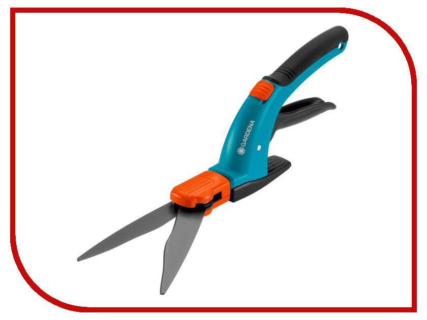 Секатор GARDENA 08734-20.000.00 - ножницы для травы поворотные