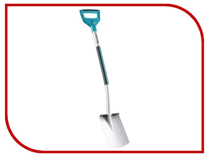 Лопата GARDENA 03772-24.000.00 штыковая изогнутая штыковая лопата рос 77228