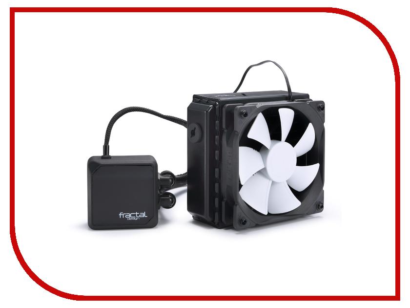 Водяное охлаждение Fractal Kelvin T12 Black FD-WCU-KELVIN-T12-BK<br>