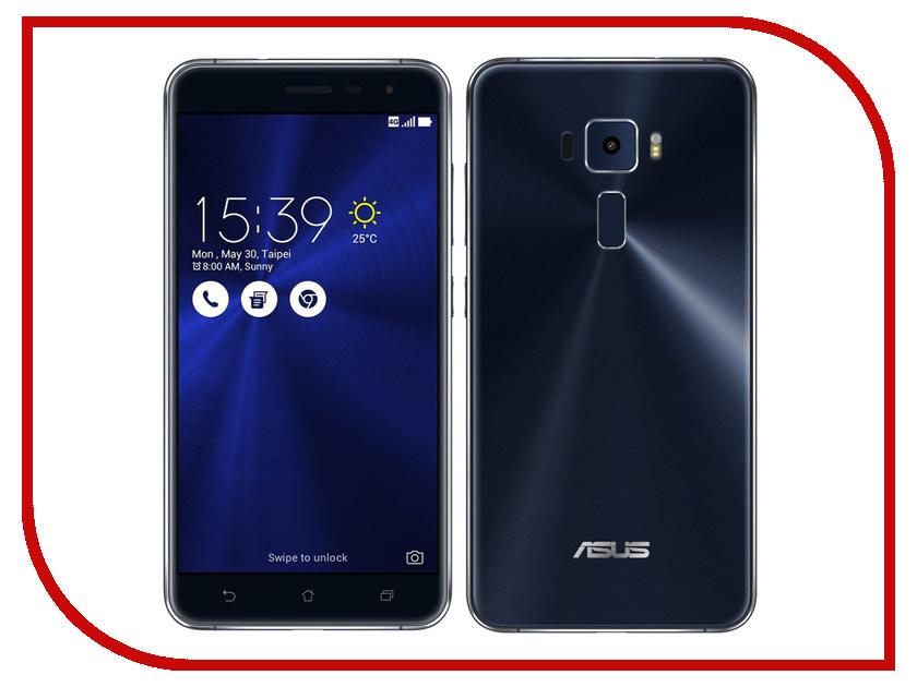 Сотовый телефон ASUS ZenFone 3 ZE552KL 64Gb Black asus zenfone 3 zoom 64gb