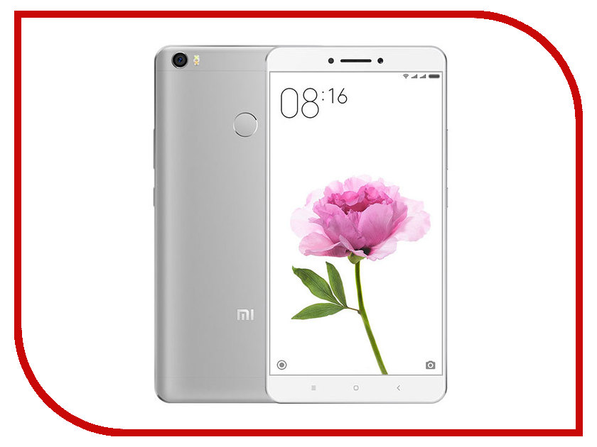 Сотовый телефон Xiaomi Mi Max 32Gb Silver<br>