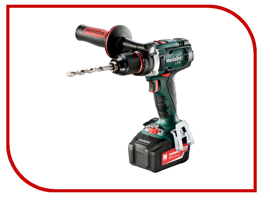 Электроинструмент Metabo BS 18 LTX Impuls 602191500 акк винт metabo se 18 ltx 2500 2х2 0ач