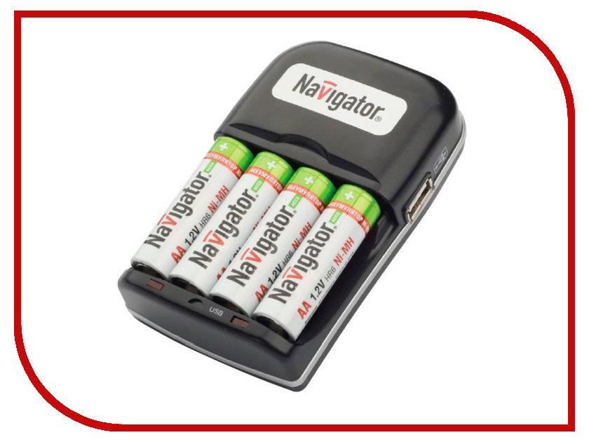 Зарядное устройство Navigator 94 473 NCH-404USB<br>