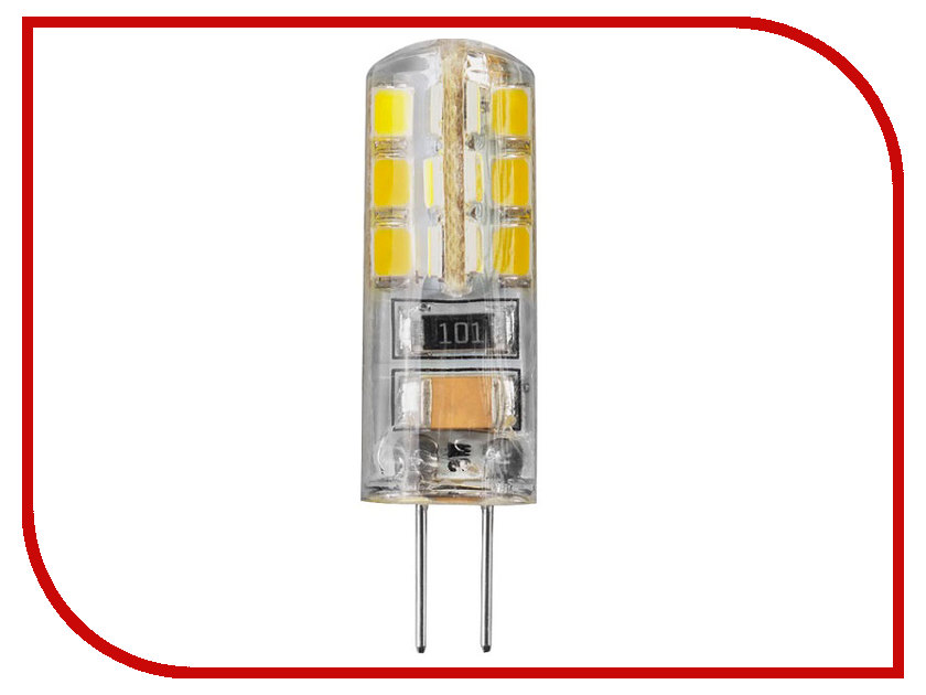 Лампочка Navigator 71347 NLL-S-G4-2.5-230-3K navigator 71 422 nls 5050y30 7 2 ip20 12b r5 5 4670004714225 220235