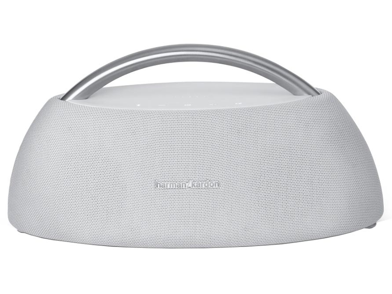 Колонка Harman Kardon Go + Play Wireless Mini White HKGOPLAYMINIWHTEU