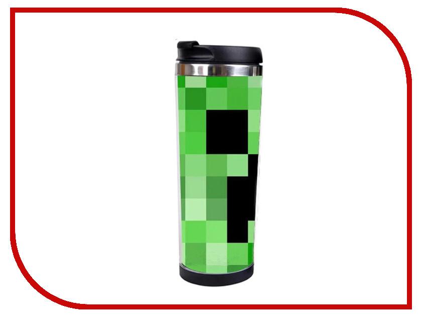 Термокружка Minecraft Creeper N01273