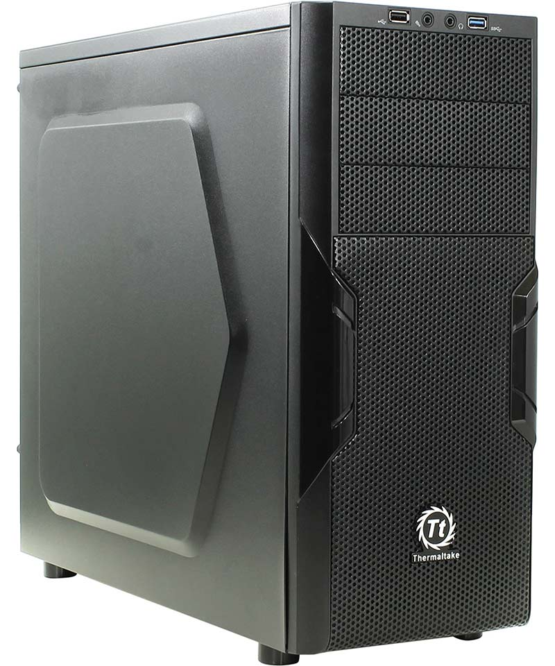 Корпус Thermaltake Versa H22 Black CA-1B3-00M1WN-00