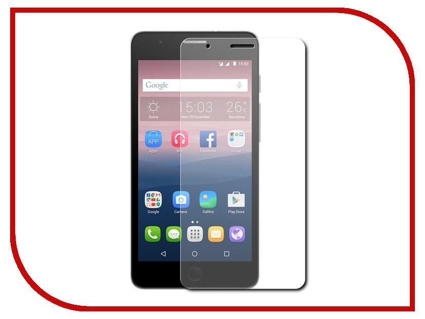 Аксессуар Защитная пленка Alcatel OneTouch 6044 Pop Up 5 Red Line<br>