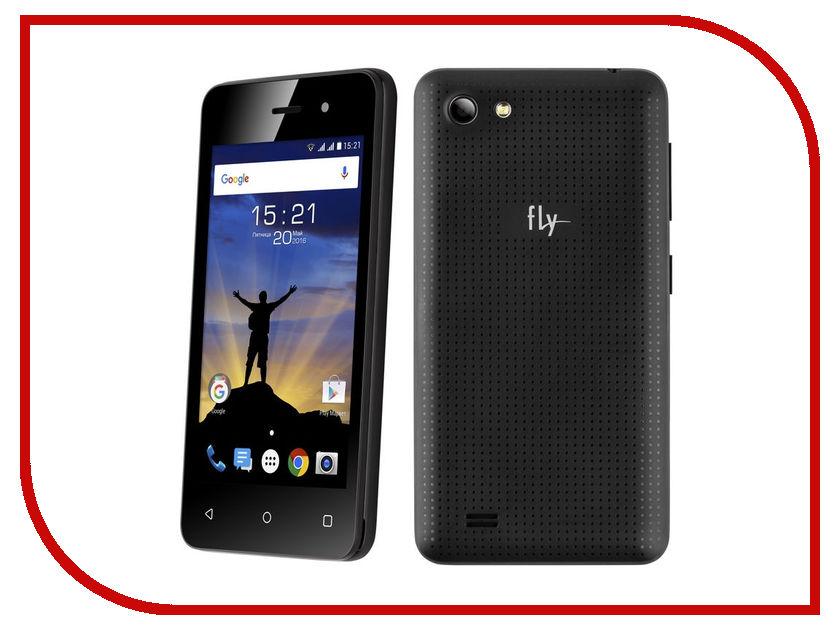 Сотовый телефон Fly FS405 Stratus 4 Black<br>