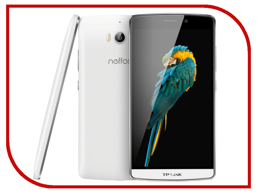 Сотовый телефон TP-LINK Neffos C5 Max White<br>
