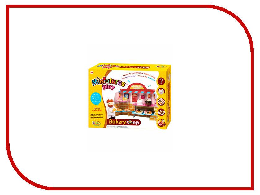Набор для лепки Donerland Miniature Play Bakery Shop NA15011<br>