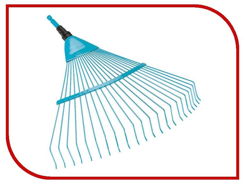 Садовый инструмент Грабли GARDENA 03100-20.000.00 gardena пружинящие 03100 20 000 00