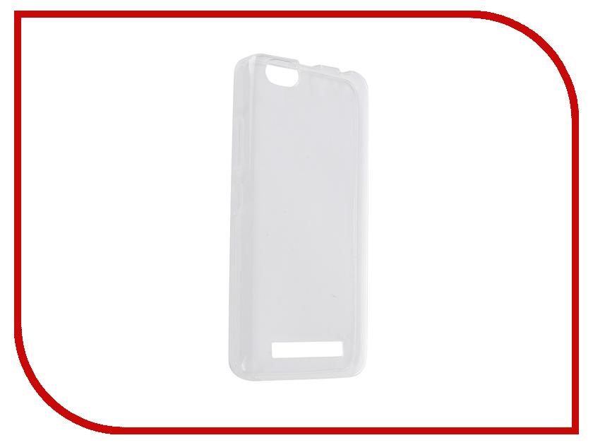 ��������� �����-�������� Lenovo Vibe � iBox Crystal Transparent
