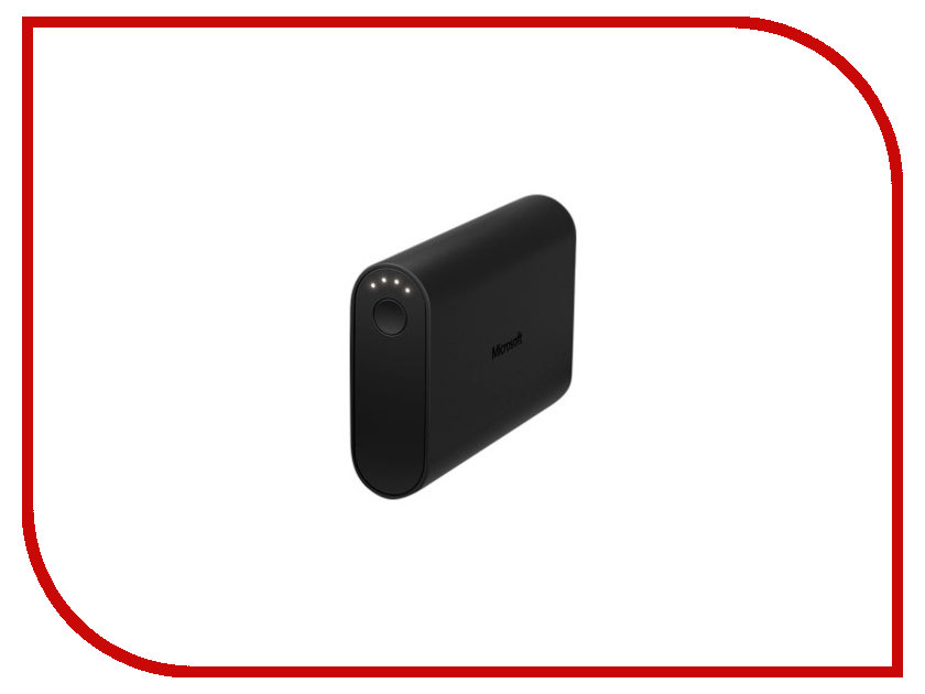 Аккумулятор Microsoft DC-33 Portable Power 9000 mAh Black 02745C6<br>