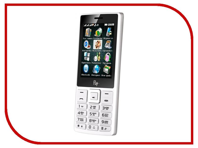 Сотовый телефон Fly TS112 White<br>