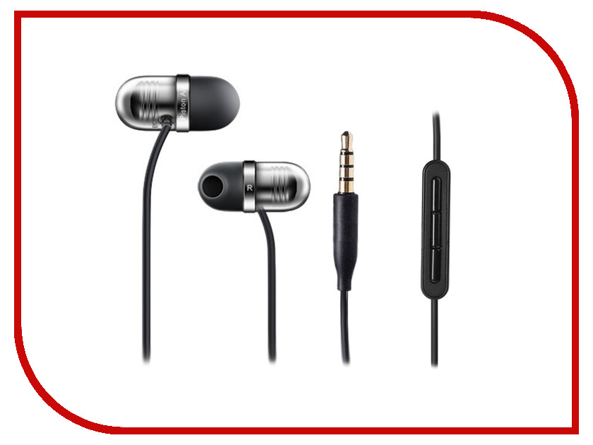 Гарнитура Xiaomi Piston Air Capsule Earphone Black-Silver changchai 4l68 engine parts the set of piston piston rings piston pins