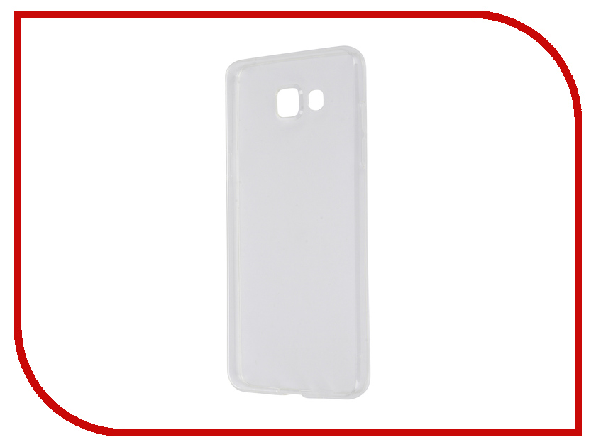 Аксессуар Чехол Samsung Galaxy A5 2016 Dismac TPU Ultraslim Case<br>
