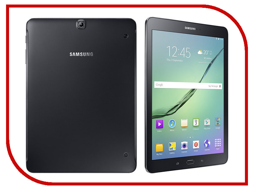 Планшет Samsung SM-T819 Galaxy Tab S2 9.7 32Gb LTE Wi-Fi Black SM-T819NZKESER (Qualcomm Snapdragon 652 1.8 GHz/3072Mb/32Gb/Wi-Fi/Bluetooth/Cam/9.7/2048x1536/Android) планшет samsung sm t719n galaxy tab s2 8 0 32gb lte black sm t719nzkeser qualcomm snapdragon 652 1 8 ghz 3072mb 32gb wi fi bluetooth cam 8 0 2048x1536 android