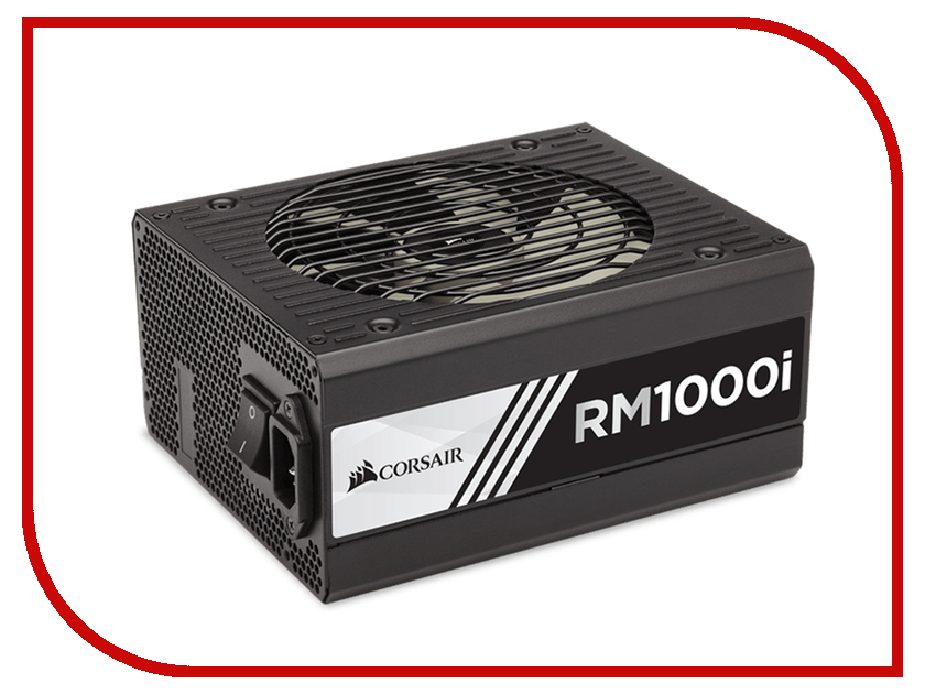 Блок питания Corsair RM1000i 1000W CP-9020084-EU процессор intel xeon e5 2687wv4 3 0ghz 30mb lga2011 3 oem