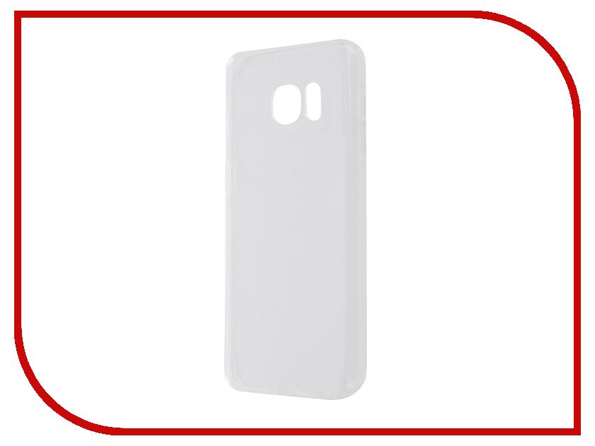 Аксессуар Чехол Samsung SM-G930 Galaxy S7 Deppa GelCase Clear DEP-85220<br>