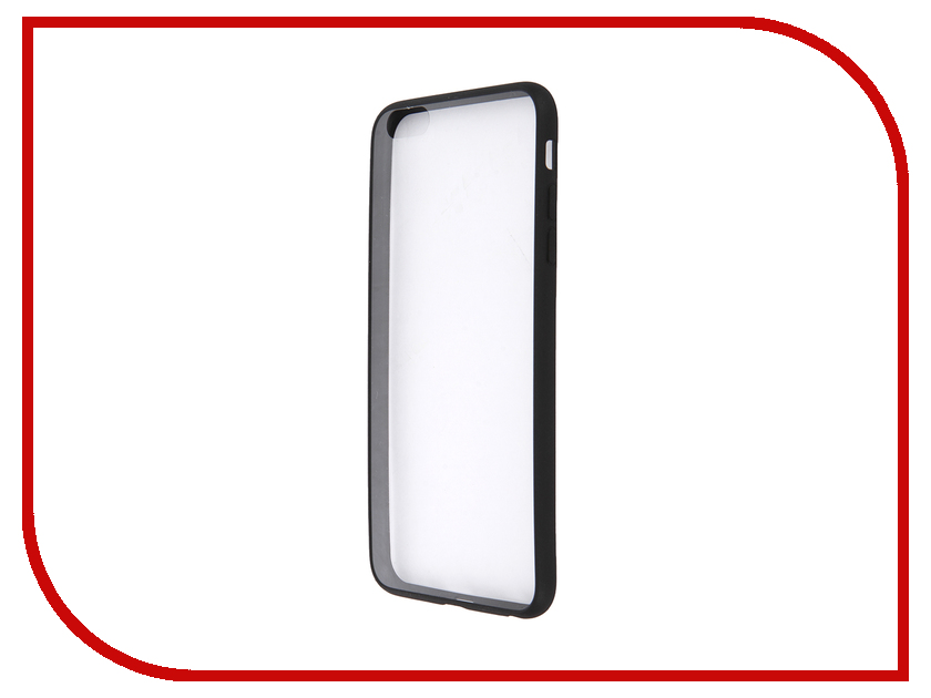 Аксессуар Чехол Deppa NeoCase для iPhone 6 Plus / 6S Plus Black DEP-85219