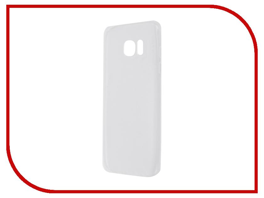 Аксессуар Чехол Samsung SM-G935 Galaxy S7 Edge Deppa GelCase Clear DEP-85221<br>