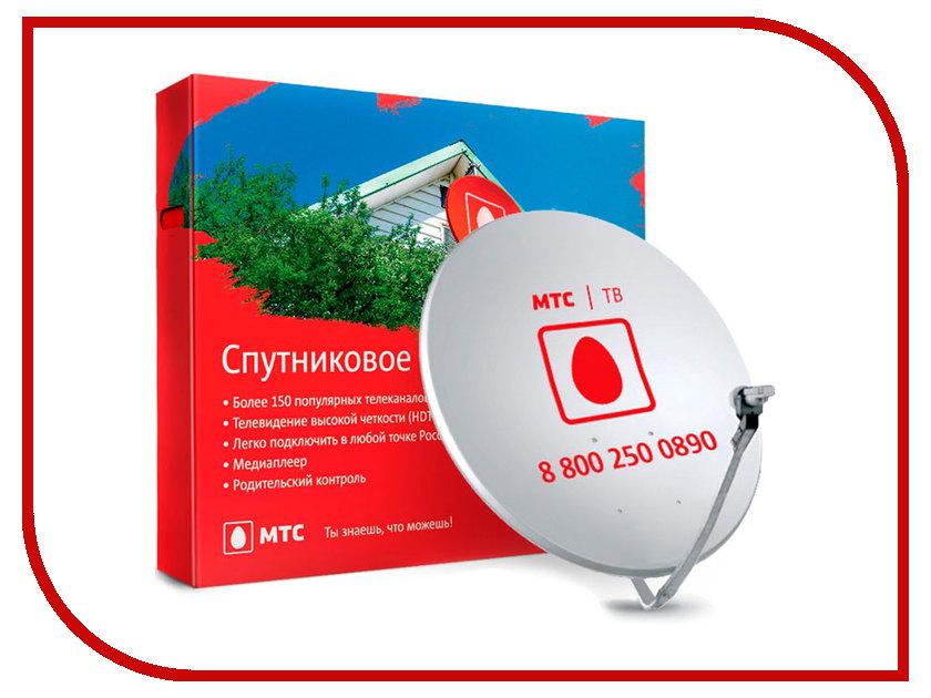 Комплект спутникового телевидения МТС №60 CAM Irdeto