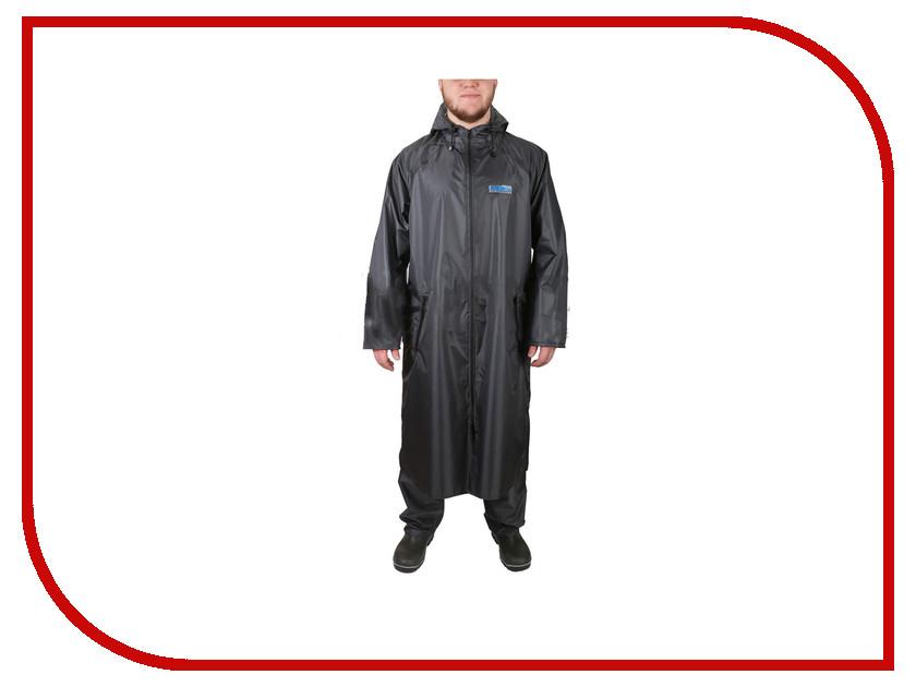 Плащ-дождевик Water Proofline Membrane р.52-54/182-188 Grey