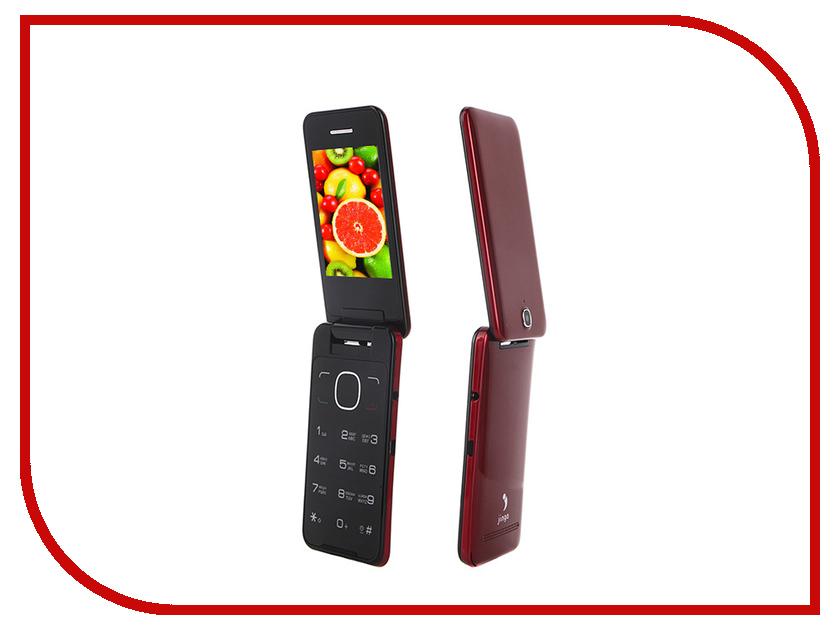 Сотовый телефон Jinga Simple F500 Red
