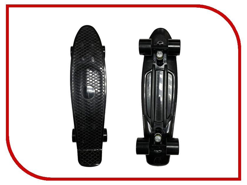 Пенниборд EcoBalance Cruiser Board Black<br>