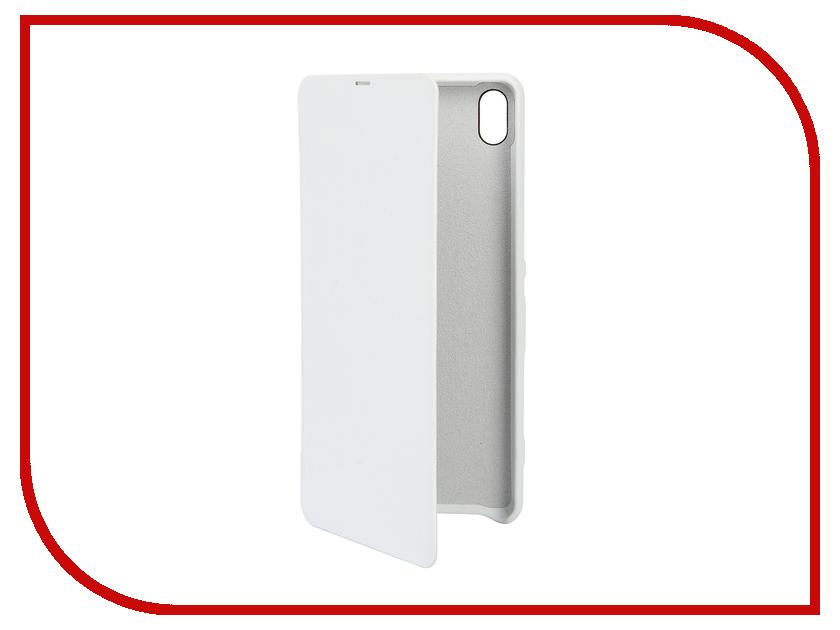 Аксессуар Чехол Sony Xperia XA SCR54 White<br>