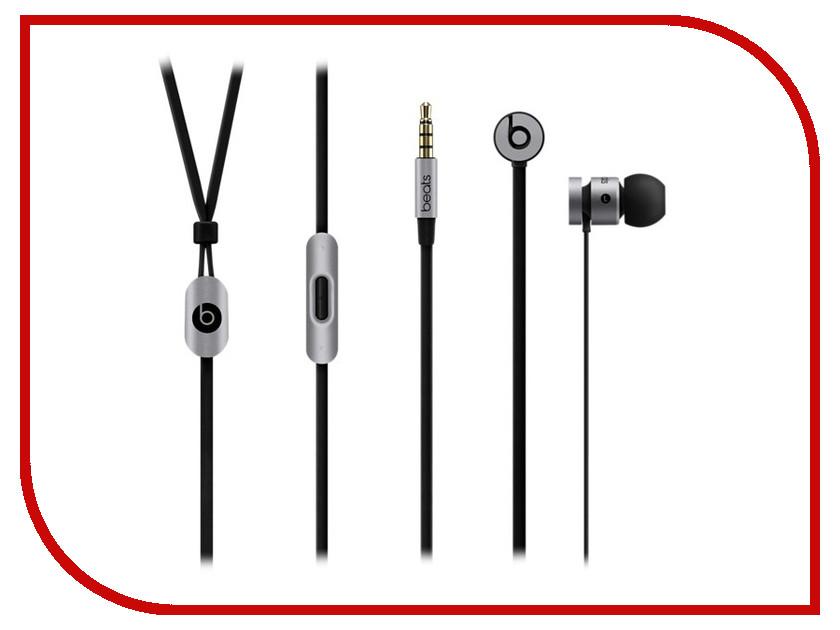 Гарнитура Beats urBeats In-Ear MK9W2ZE/A Space Gray<br>