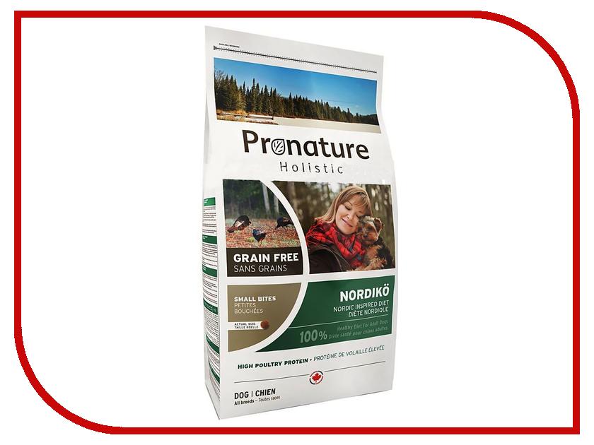 Корм Pronature Holistic Нордико GF 2kg для собак 102.3101 сухой корм pronature holistic adult cat skin