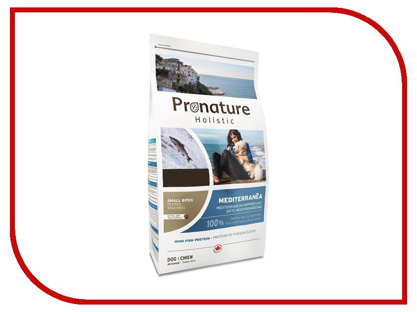 Корм Pronature Holistic Средиземноморское меню GF 340g для собак 102.3110