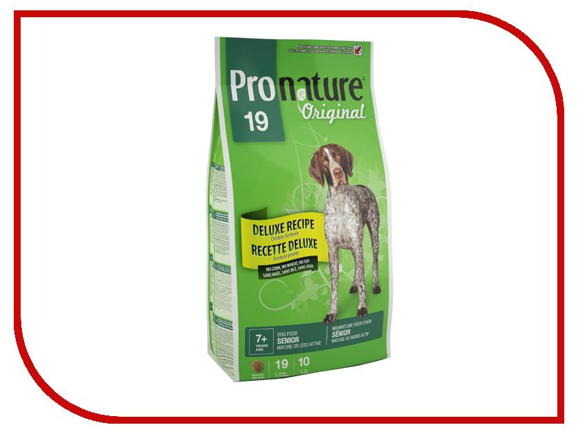 Корм Pronature Сеньор цыпленок без сои, пшеницы, кукурузы 19 7kg для собак 102.491<br>