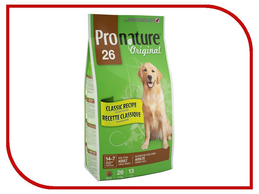 Корм Pronature Цыпленок 26 7kg для собак крупных пород 102.535<br>