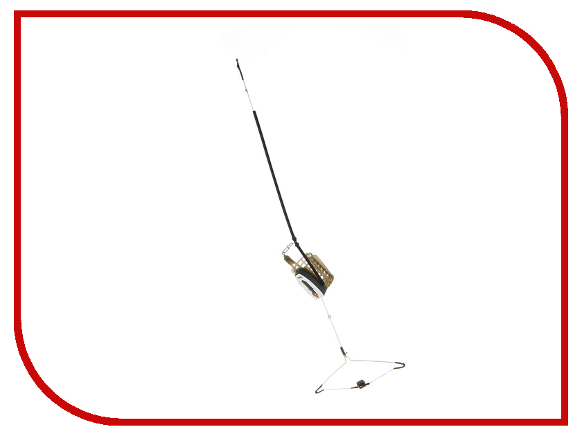 Кормушка Sokudo 60гр Монтаж карповый фидерный крючки maruto серия 8679 вn карповый 3 carp pro 6 шт карповый