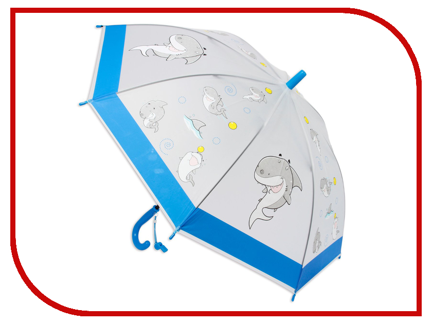 Зонт Amico Акула 42462<br>
