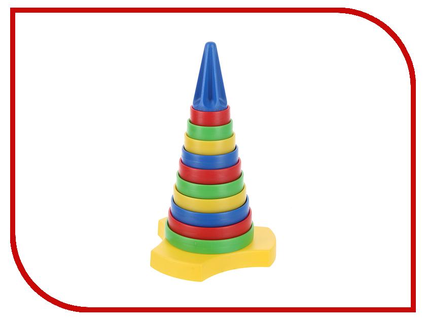 Игрушка Amico Пирамидка Радуга П-0483